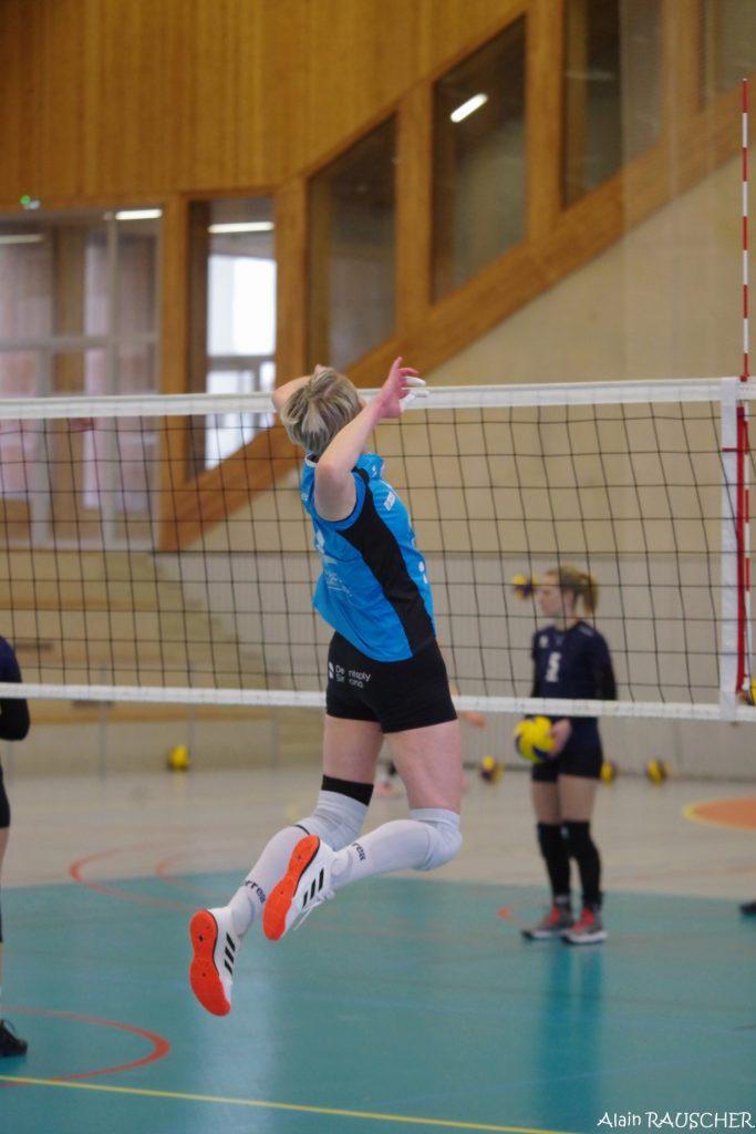 Volley féminin