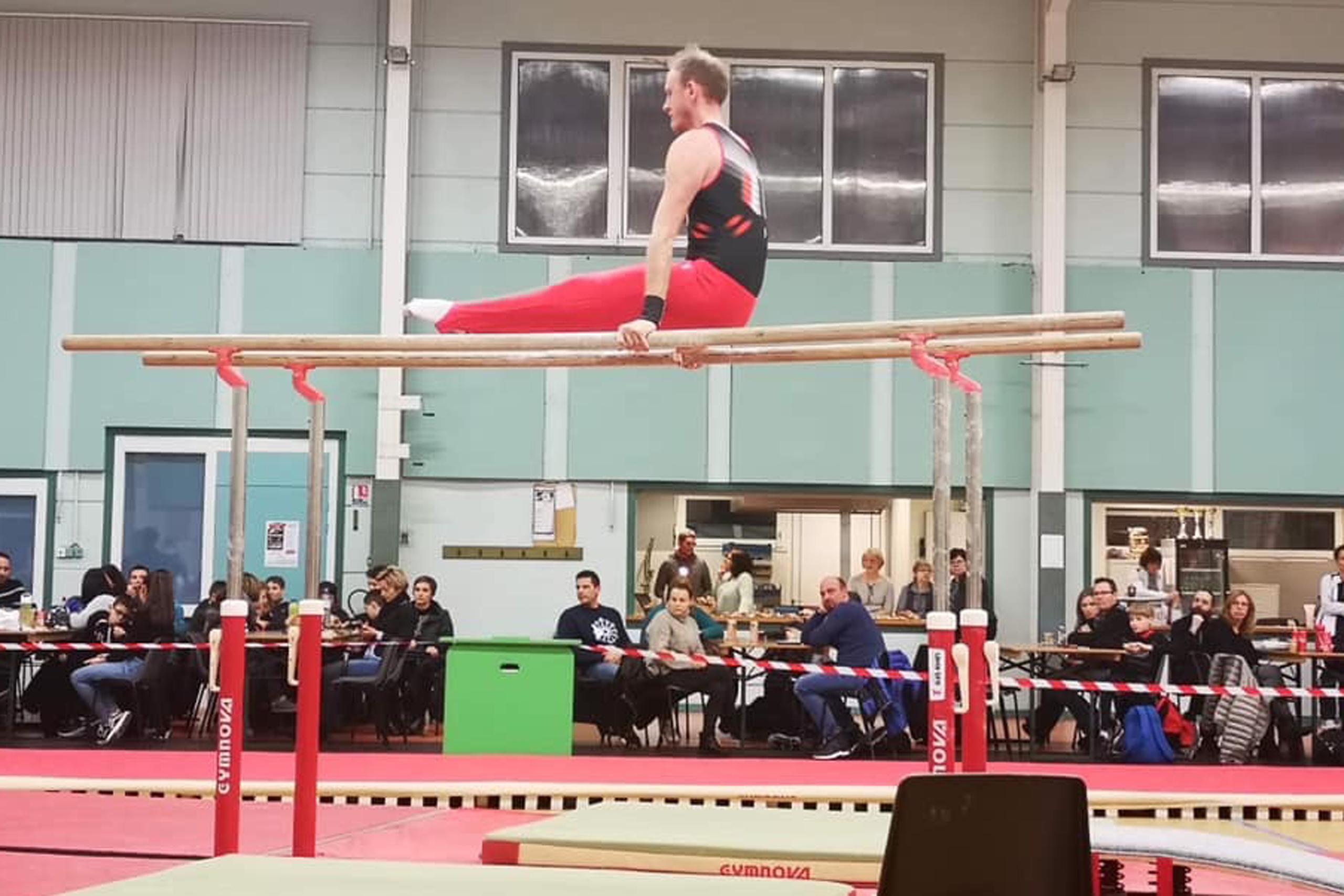 Gymnastique masculine